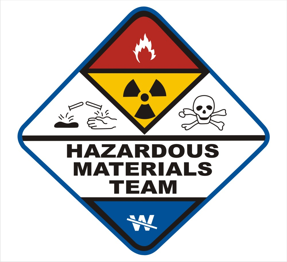 Hazardous chemical materials